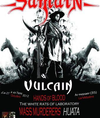 Vulcain - Le retour!!!