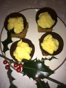idées de desserts de fêtes