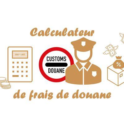 Calculer les frais de douane du matériel acheté hors UE