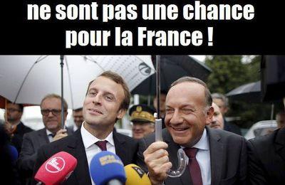 Les tractations et magouillages entre Macron et le PS sont lancés