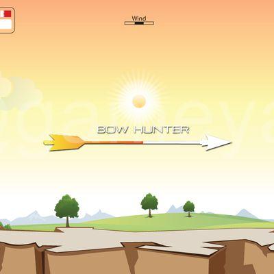 Bow Hunter – 2D multiplayer Game by 3D Game Art Studio – Austin, Texas