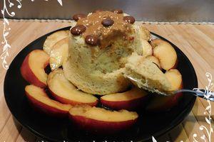 Bowl cake pois chiche & noisette