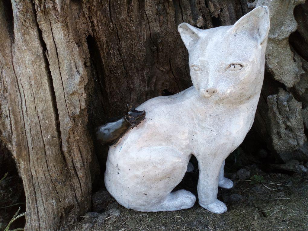 Les chats de Brigitte