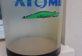 Cuve Atome Alligator