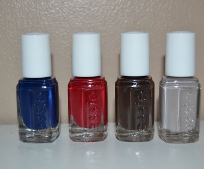 Collection Essie Automne 2014 : Dress to Kilt
