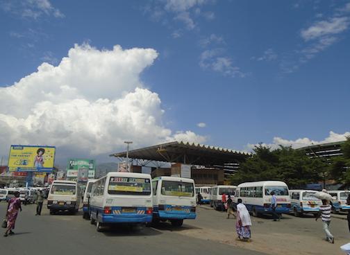 La problématique du déplacement en mairie de Bujumbura