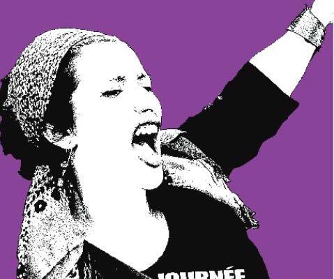 Un 8 mars de luttes et solidaire pour les droits des femmes !
