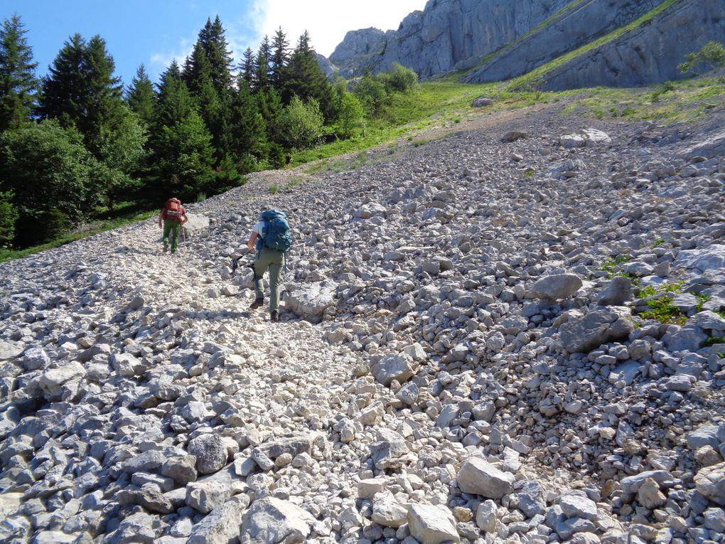 Mes randos : Combe Charbonnière par le vallon des fauges