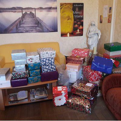 Les boîtes de Noël