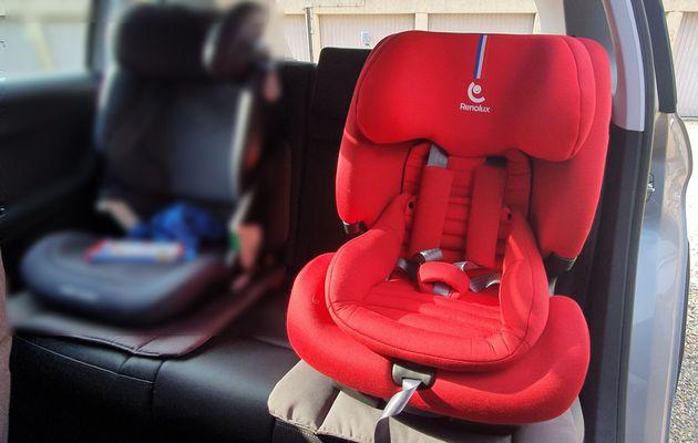 Nouveau Renolux Olymp, le premier siège auto R129 i-Size de Renolux