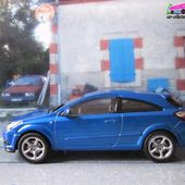 OPEL ASTRA GTC 2005 WELLY 1/43 - car-collector