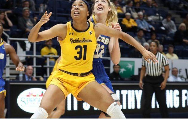 NCAA : Kristine Anigwe porte les Golden Bears avec un 9e double-double de la saison