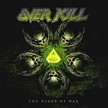 Chronique du nouvel album d'OVERKILL : THE WINGS OF WAR