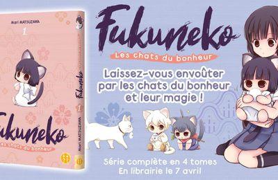 Fukuneko / Tome 1