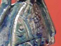 oeuvre en céramique de Guillaume Clermont