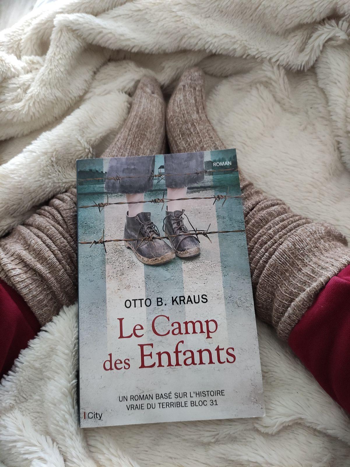 LE CAMP DES ENFANTS d'Otto B.Kraus