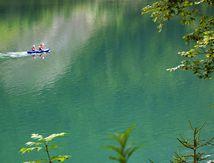 Autour du lac de Montriond