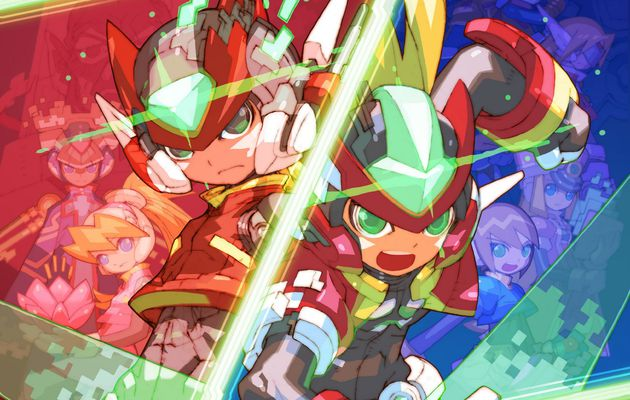 [TEST] MEGA MAN ZERO/ZX LEGACY COLLECTION XBOX ONE X : pour compléter la collection!