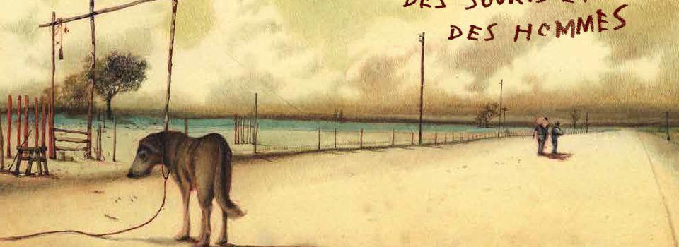 Des souris et des hommes - Steinbeck/Dautremer