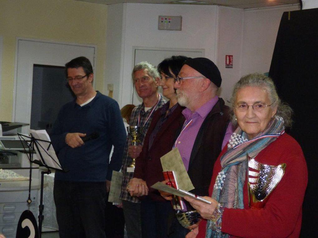 Une nouveauté : le trophée de la ville qui va au vainqueur de la sélection. Zavèn Sarafian succède à Daniel Augendre, Brigitte Banjean et Joëlle Solari.