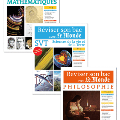 Réviser son bac avec Le Monde : S.V.T, TS
