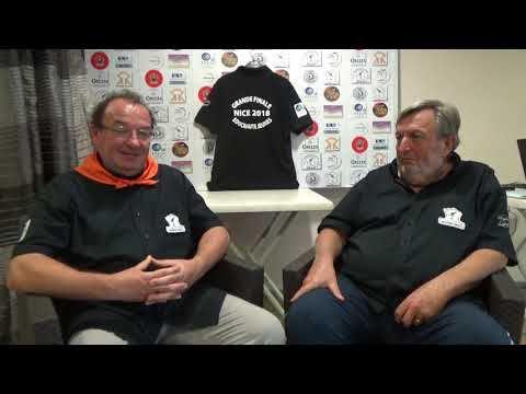 DIVERS INTERVIEWS à la GRANDE FINALE du Challenge EDUCNAUTE JEUNES à NICE