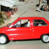 CITROEN AX 10E 1987 ROUGE 1/43 - car-collector.net