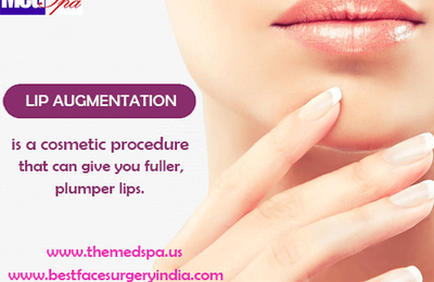 Cosmetic surgery procedure for reshaping lips by Dr Ajaya Kashyap