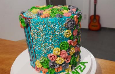 Drip cake Lorenza