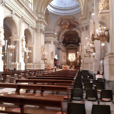 La cathédrale de Palerme.