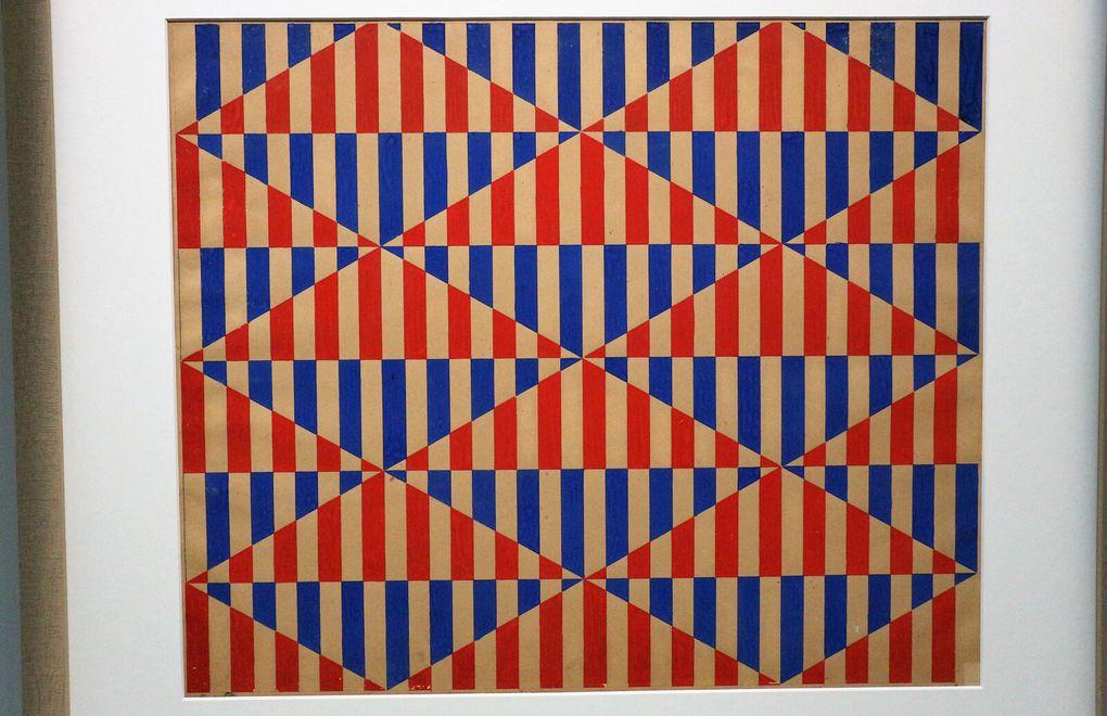 Réouverture du Centre Pompidou - Elles font l'abstraction (1/2)