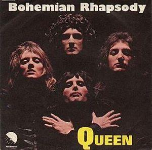 Queen : Bohemian Rhapsody (1975)