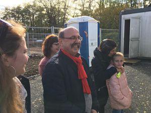 La sédentarisation des gens du voyage sur le site de l'ancienne SMK, à Algrange