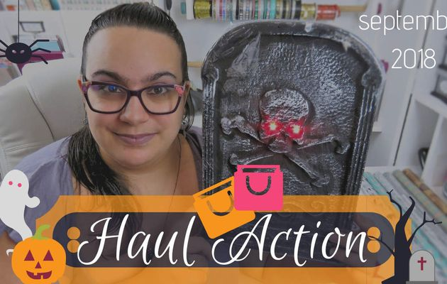 HAUL Action, Septembre 2018 !
