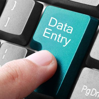 Data Entry Outsourcing Services India..!