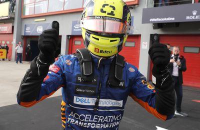 Lando Norris reste chez McLaren