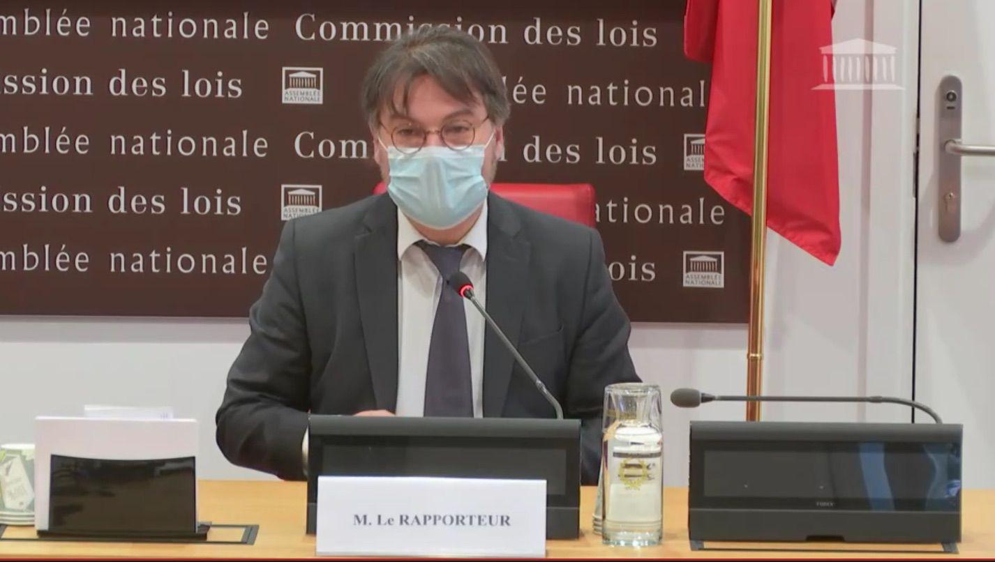 Guillaume Vuilletet, rapporteur LREM