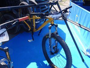 27plus et Fat Bike au Roc d'Azur 2015 par VTT-a-2