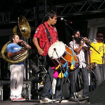 """Festival d'été: La magie festive de """"Red Baraat"""""""