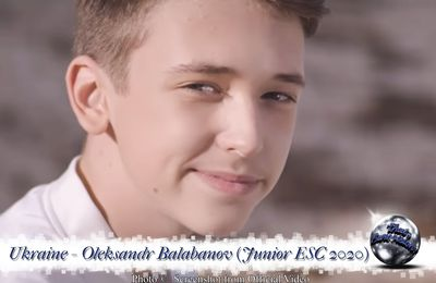 Ukraine - Oleksandr Balabanov - Vidkryvai (Open Up) (Junior ESC 2020)