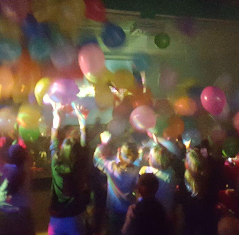 KID'S PARTY pleine à craquer !