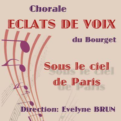 Sous le ciel de Paris - 11 octobre 2020 - Concert ANNULÉ