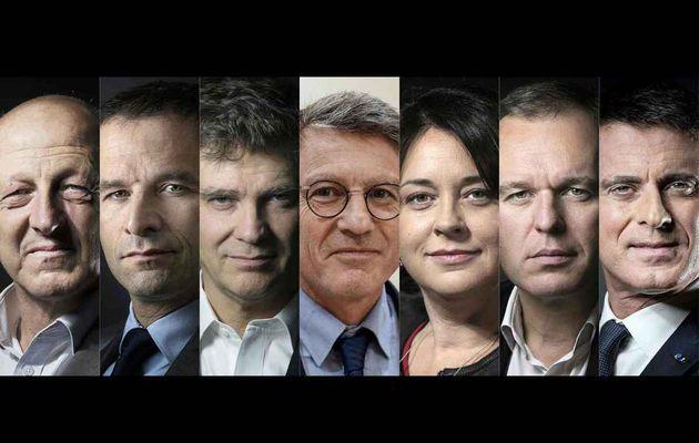 Mardi 17 janvier et jeudi 19 janvier M6 vous emmène dans les coulisses de la primaire de la gauche