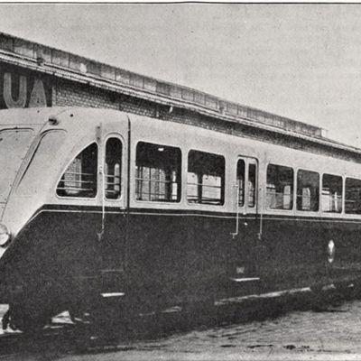 L'autorail SOMUA de type AL12