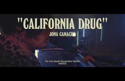 Jona Camacho - California Drug (MMXX Session) LIVE