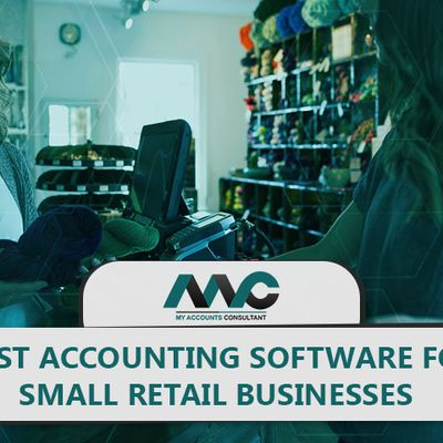 Top Accounting Software for Retail Business