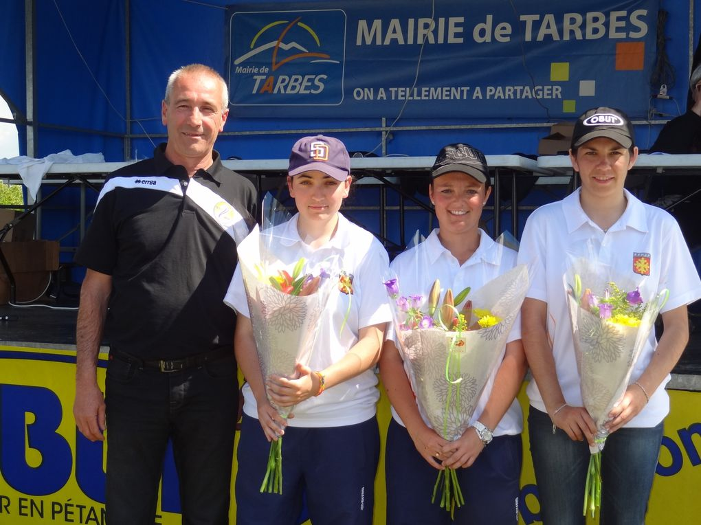 Album - Ligue-Tarbes-feminines-2014