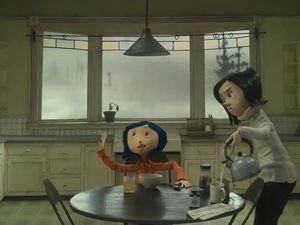 [Par la petite porte] Coraline (livre & film)