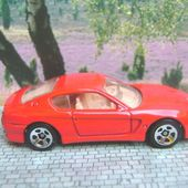 FERRARI 456 M HOT WHEELS 1/64 - car-collector.net
