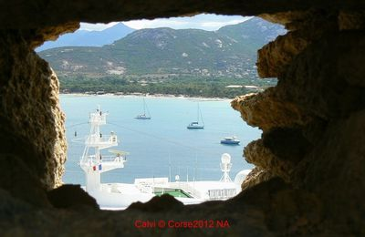 Tourisme: Corse, Calvi, Cap Corse, Corté...suite